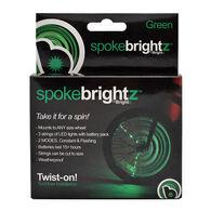 Spoke Brightz, Green