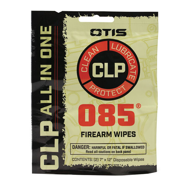 Otis O85 CLP Gun Cleaning Wipes