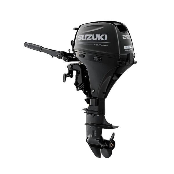 Suzuki 20 HP Outboard Motor, Model DF20ATHL3