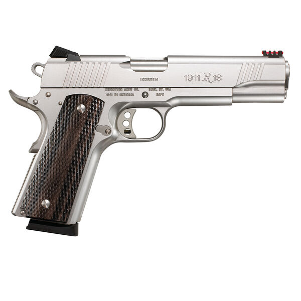 Remington 1911 R1 Enhanced Stainless Handgun