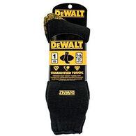 DeWalt Men's Brushed Thermal Sock