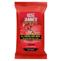 Nose Jammer Gear-N-Rear Scent Elimination Field Wipes