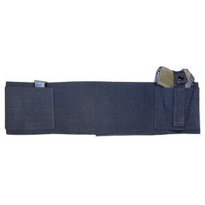 PSP Concealed Carry Belly Band Holster, Black, Medium/Large