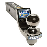 "Reese Towpower Class III 2"" Interlock Ball And Mount, 6,000 lbs."