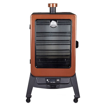 Pit Boss Copperhead 5-Series Wood Pellet Vertical Smoker