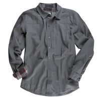 Ultimate Terrain Men's Explorer Twill II Shirt - Flannel-Lined