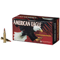American Eagle Rimfire Tipped Varmint Ammo, .17 Win Super Mag, 20-gr.