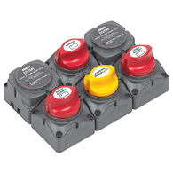 Marinco Twin-Engine Battery Distribution Cluster