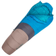 Kelty Mistral 30 Degree Youth Sleeping Bag, Blue