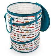 RV Print Collapsible Container