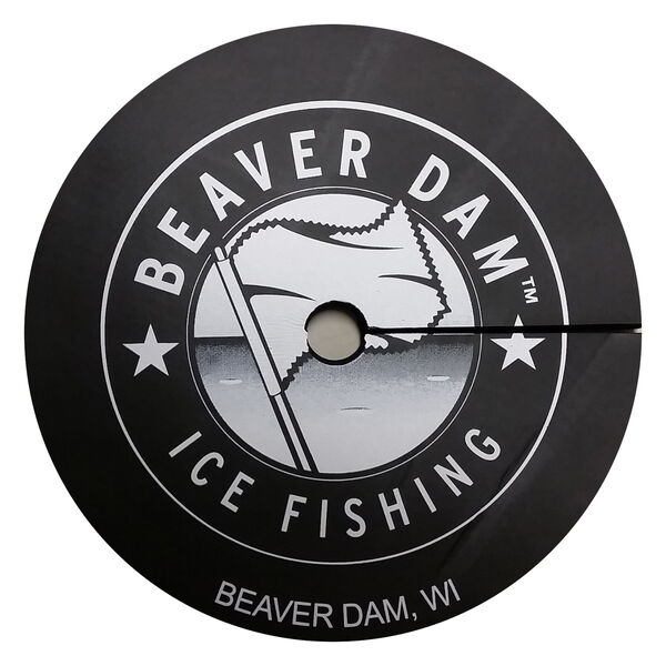 """Beaver Dam Tip-Up Ice Hole Cover, 12"""""""