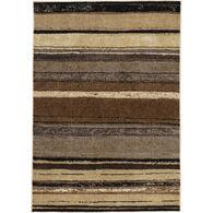 "Mohawk Home Rainbow Neutral Print Rug, 2' 6"" x 3' 10"""