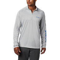 Columbia Men's PFG Terminal Tackle Quarter-Zip Pullover