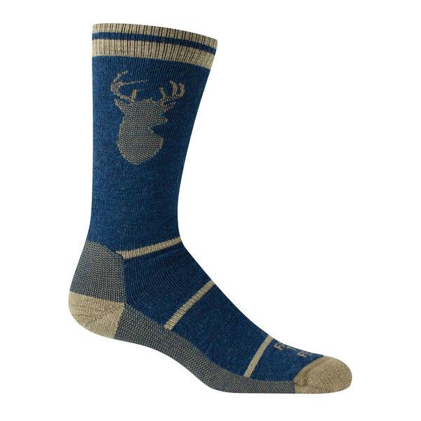 Farm To Feet Men's Englewood Midweight Stag Crew Sock