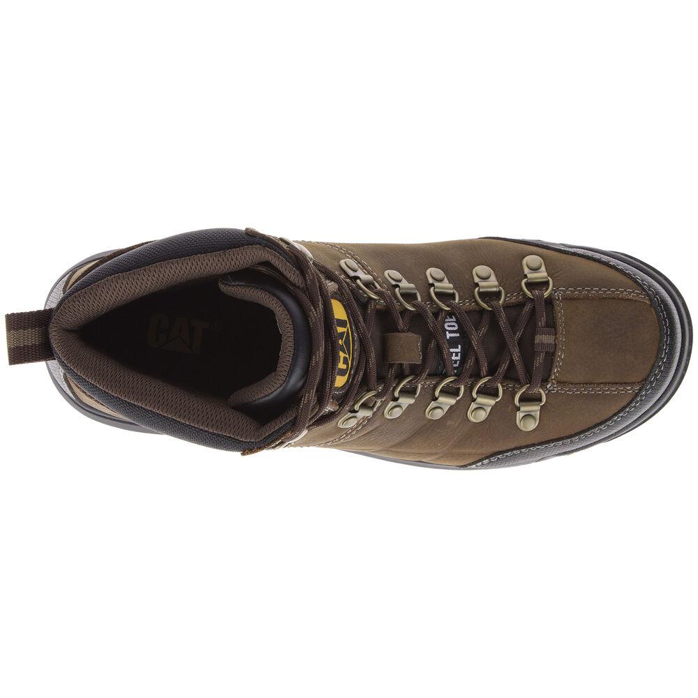 9e770ecaeca CAT Men's Threshold Waterproof Steel Toe Work Boot