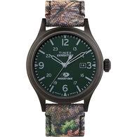 Timex x Mossy Oak® Standard - 40mm Case - Dark Camouflage