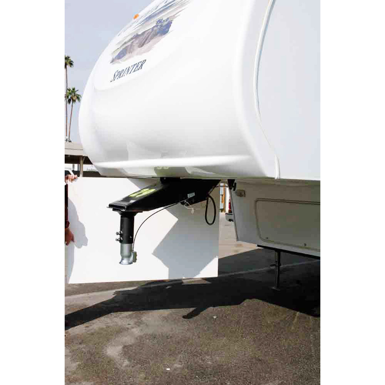 Universal Ranch Hitch Adapter