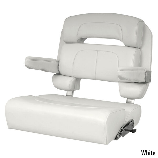 """Taco 28"""" Capri Helm Seat Without Seat Slide"""