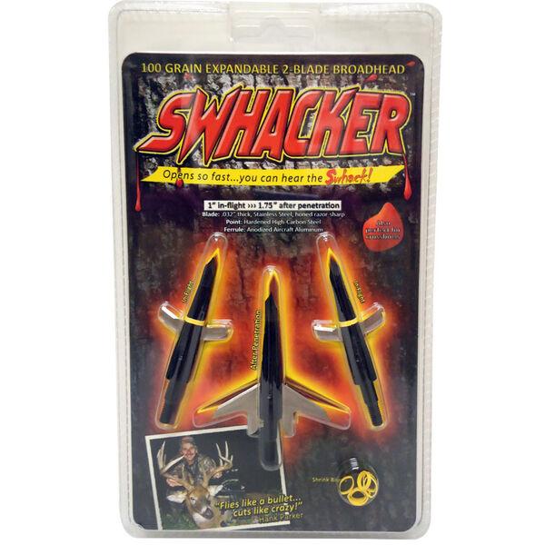 Swhacker Mechanical Broadheads, 3 Pk.
