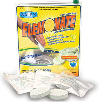 Elemonate Grey Water Deodorizer and Tank Cleaner
