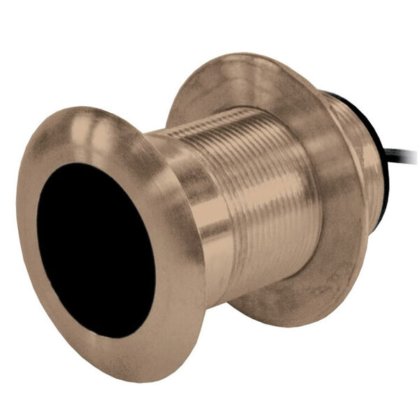 Garmin B619 12° Tilted Bronze Thru-Hull Transducer