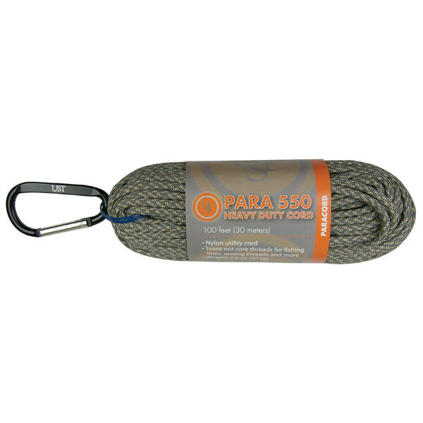 Ultimate Survival Technologies Para 550 Heavy-Duty Cord, 100 Feet