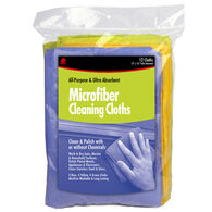 Buffalo Microfiber Detailer Cloths, 12-Pack