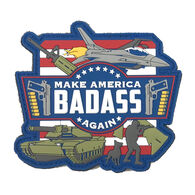 Patriot Patch Make America Badass Again Patch
