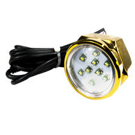 Race Sport CREE LED Underwater Drain Plug Light, Red