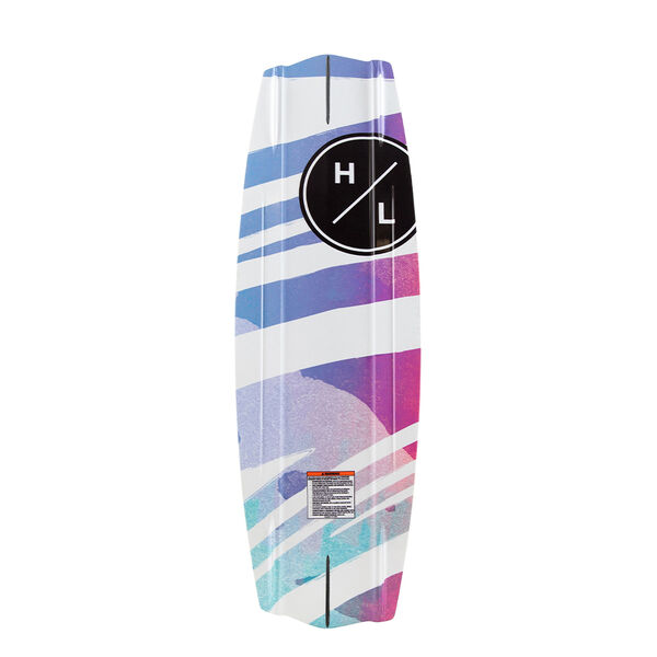 Hyperlite Eden Wakeboard With Viva Bindings