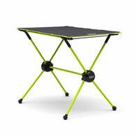 Coleman Mantis Space-Saving Full-Size Table, Black