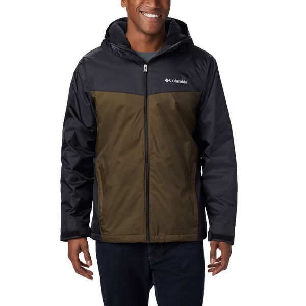 Columbia Men's Glennaker Sherpa Lined Jacket