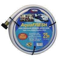 "Valterra AquaFresh High-Pressure 5/8"" x 25' Drinking Water Hose"