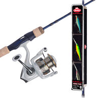 Abu Garcia Max Pro 20 Reel and Fenwick Eagle Rod Spinning Combo