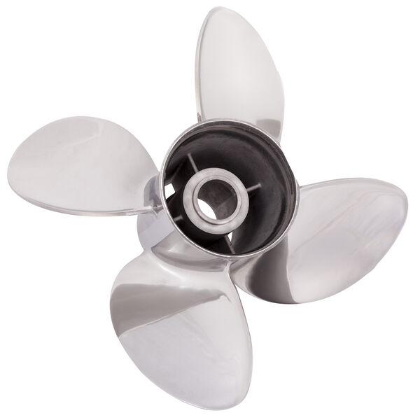 Solas Rubex HR4 4-Blade Propeller, Exchangeable Hub / SS, 14.5 dia x 15, LH