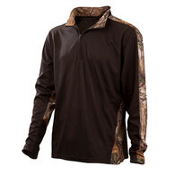 Gamehide Men's Trail Breaker Quarter-Zip Pullover