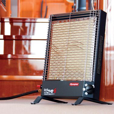 Olympian Wave 6 Catalytic Safety Heater