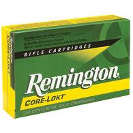Remington Core-Lokt Rifle Ammunition, .25-06 Rem, 120-gr., PSP