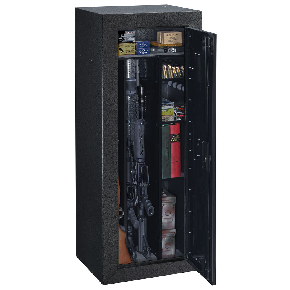 Stack On Tactical Security 16 Gun Cabinet