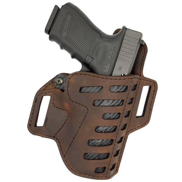 Versacarry Compound OWB Size 1 Holster, Brown