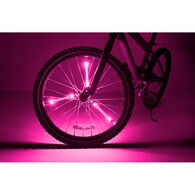 Spin Brightz Kids' Bicycle Spoke Lights, Pink