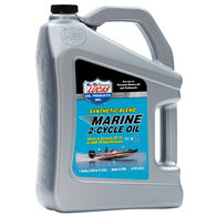 Lucas Oil Synthetic TC-W3 2-Cycle Marine Oil Gallon