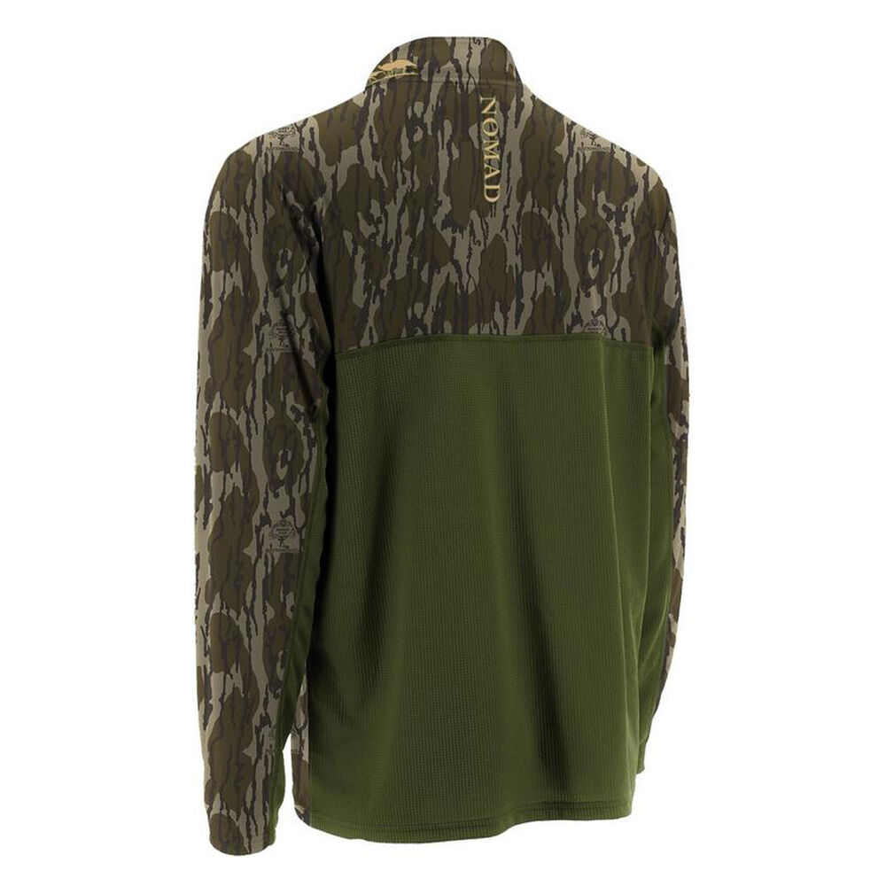 ce90dfaf0b2a3 Nomad Men's NWTF Quarter-Zip Pullover | Gander Outdoors