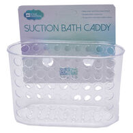 Home Collections Suction-Cup Bath Caddy, Large