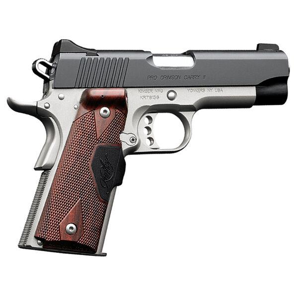 Kimber Pro Crimson Carry II Handgun