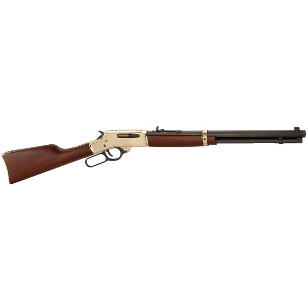 Henry Lever Action .30-30 Brass Centerfire Rifle