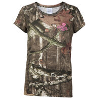 3670cf44afbf8 Mossy Oak Women s Camo Short-Sleeve Tee