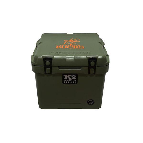 K2 Summit 30 Quart Cooler, Just For Bucks Edition