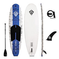 Burke 10' Catalina Stand-up Paddleboard With Paddle And Leash Included