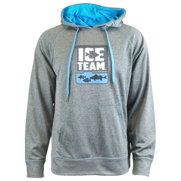 Clam Ice Team Hoodie